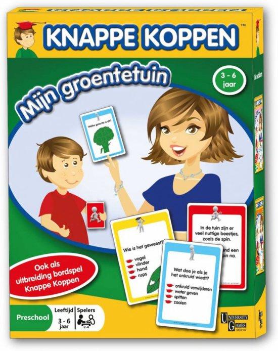 Afbeelding van het spel Knappe Koppen - Mijn Groentetuin