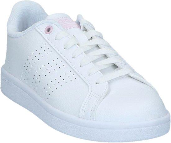 Sneakers Advantage Wit W Clean Adidas Cl YYU5qw8r