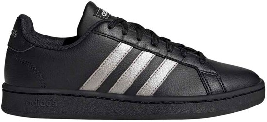adidas Grand Court sneakers dames witzilver | Fitness Geest