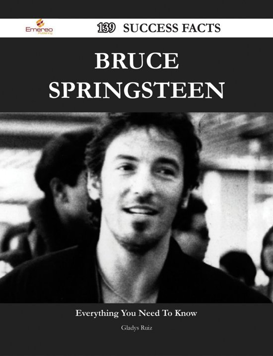 bruce frederick joseph springsteen his life