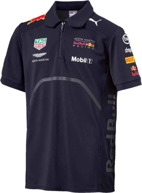 Red Bull Racing 2018 Team Kids Polo-164