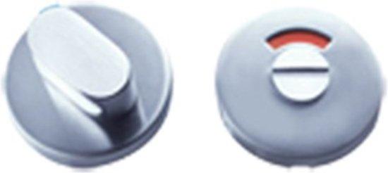 P+E DS2 toiletgarnituur 8mm - RVS - D2-2118-000-130