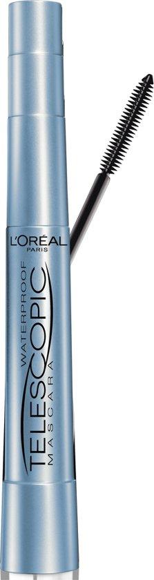 bol.com | L'Oréal Paris Telescopic Waterproof - Zwart - Mascara