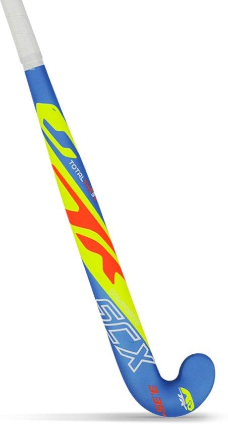 TK HockeystickKinderen - blauw/geel/oranje