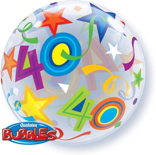 Bubble 40 (excl. helium)