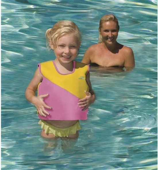 Swim Trainer Jacket MEISJES Maat 3 (3-5 jaar)