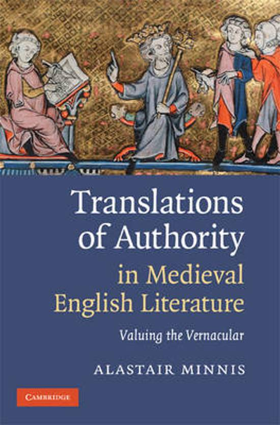 medieval english literature The middle ages is like no other period in the norton anthology of english literature in terms of the time span it covers.