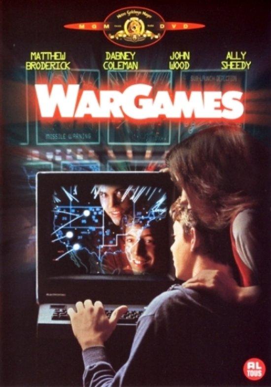 Dvd Wargames - Bud26