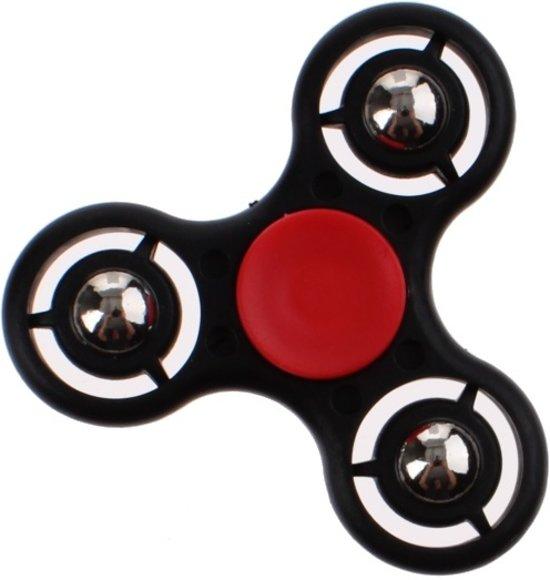 Afbeelding van het spel Johntoy Super 360 Spinner 7 Cm Zwart