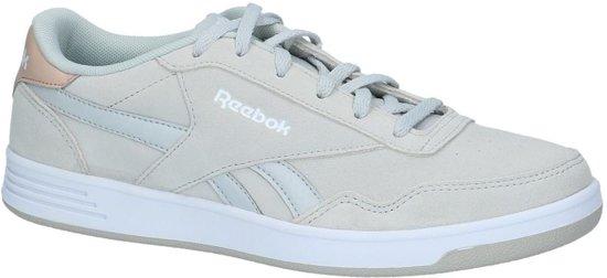 Donkerbeige Lage Sportieve Sneakers Reebok Royal Techqu
