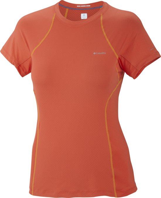 Zalm Sleeve T Short Columbia Cool Coolest shirt ShirtDames drxoBWCe