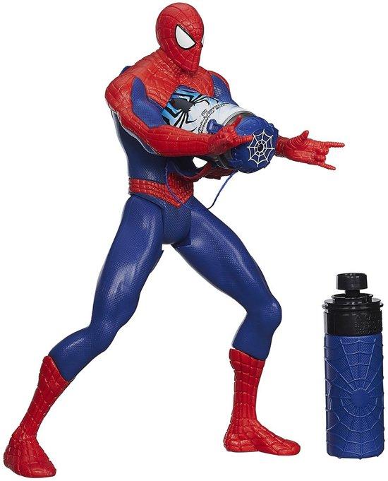Spider-Man Giant Web Shooting - Speelfiguur kopen