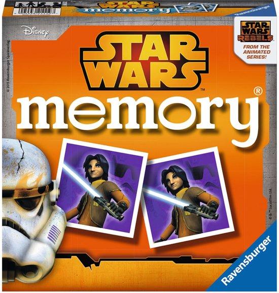 Afbeelding van het spel Star Wars Rebels memory® - Kinderspel