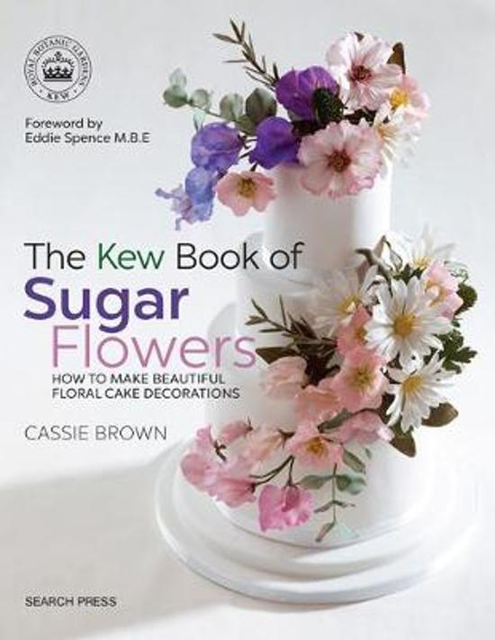 Lesley Herberts Complete Book Of Sugar Flowers