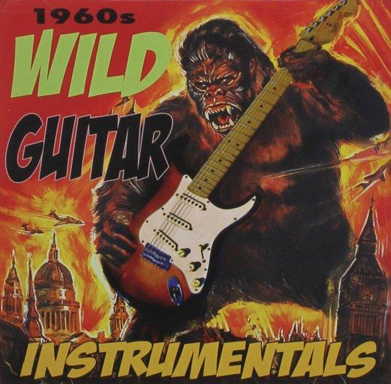 Wild Guitar Instrumentals
