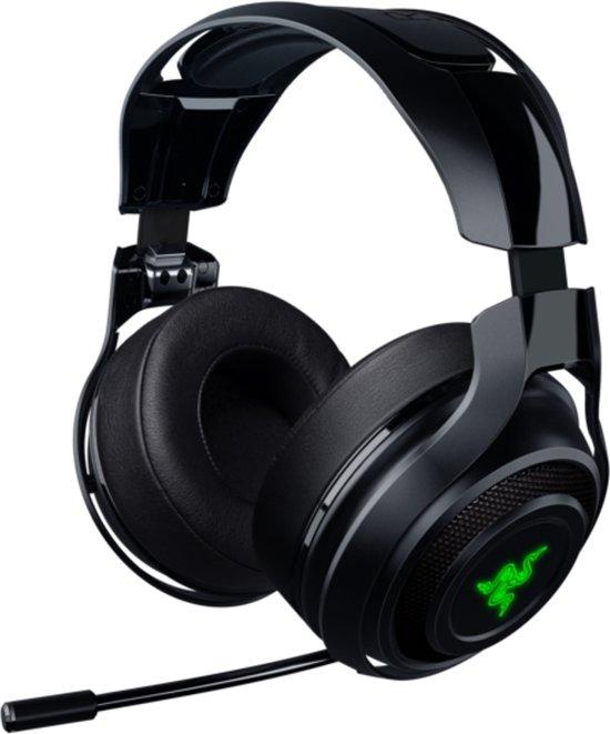 Razer ManO'war - Draadloze Gaming Headset - Windows + PS4 + MAC