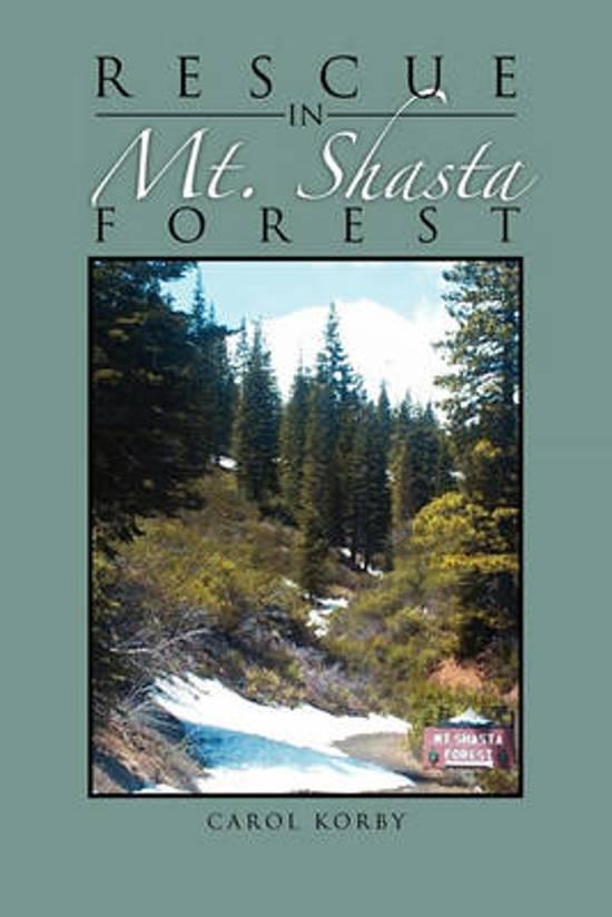 Rescue in Mt. Shasta Forest