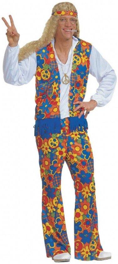 bol | hippie kleding voor mannen m, merkloos | speelgoed