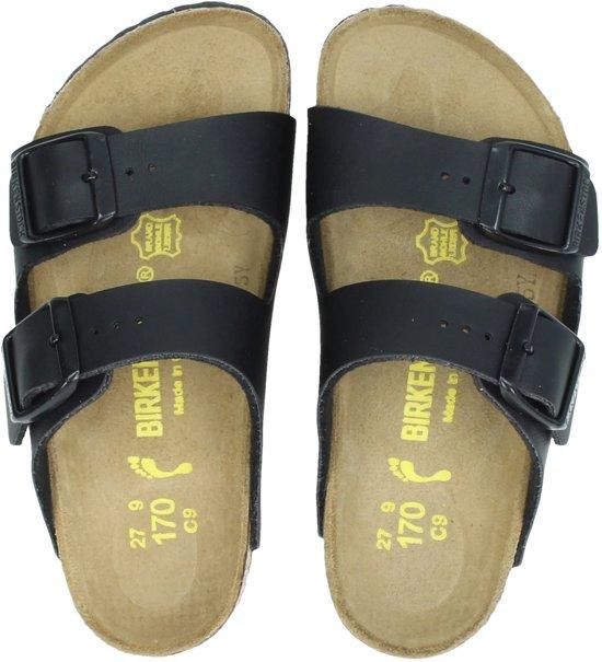 Birkenstock Arizona slippers zwart - Maat 31