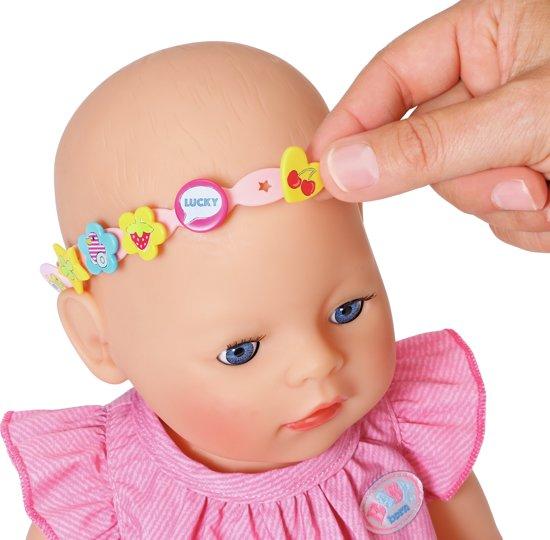 BABY born® Zomerjurkje met buttons - poppenkleding