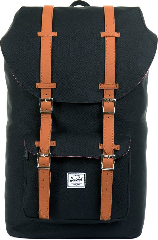 Herschel Supply Co. Little America Rugzak - Black