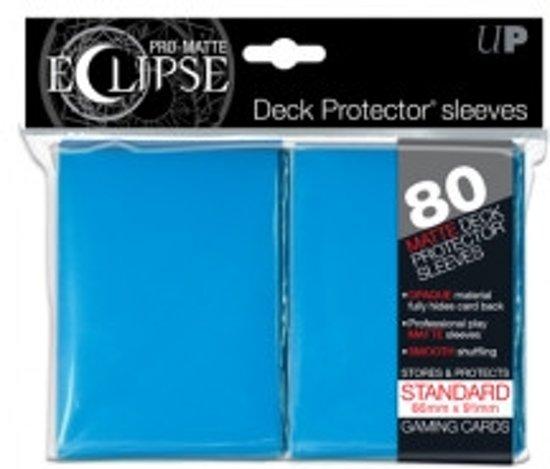 Afbeelding van het spel Eclipse Standard Sleeves Pro matte white 80