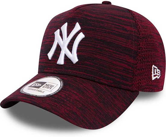 50% prijs groot assortiment snelle levering bol.com   New Era Cap 9FORTY League Basic NY Yankees Rood
