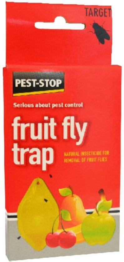 Fruitvliegjes val - Anti-fruitvliegjes - fruitvliegvanger - fruitvliegjes vanger Peststop