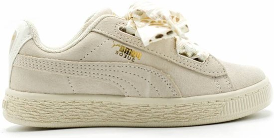 the latest 3ed79 1ad2f bol.com | Suede Heart AthLuxe Inf / Whisper White-Puma - maat 35