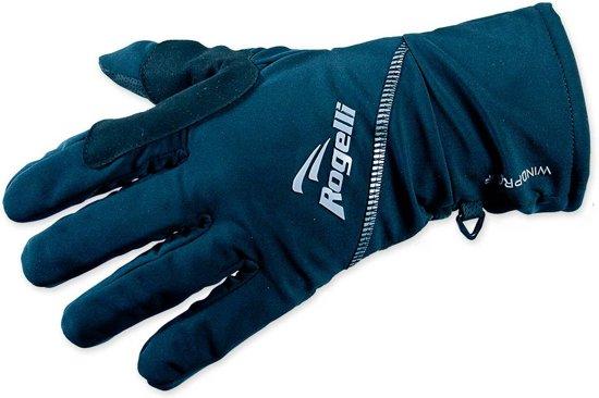 Rogelli Windsor - Fietshandschoenen - Maat L - zwart