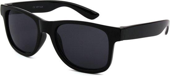 Kinder Wayfarer Zonnebril Zwart
