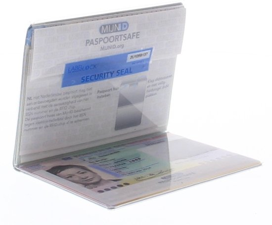 cb5c77ab89f Paspoortsafe + 5 zegels (MijnID)