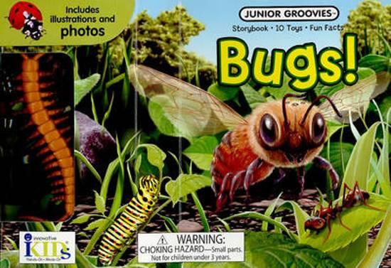 Bugs! Board Book