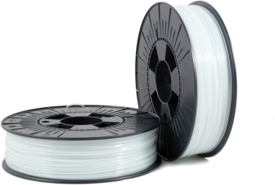 ABS 1,75mm  transparent fluor 0,75kg - 3D Filament Supplies
