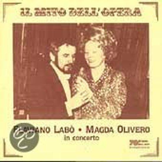 Il Mito Dell' Opera: Magda Olivero & Flaviano Labo