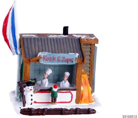 bol.com | Oud-Hollandsche beroepen Kerstdecoratie Koek en zopie
