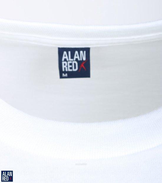 Virginia2packXl Alan Alan Red T shirt XkNPZn0O8w