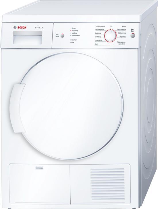 Bosch WTE84105NL Serie 4 - Condensdroger