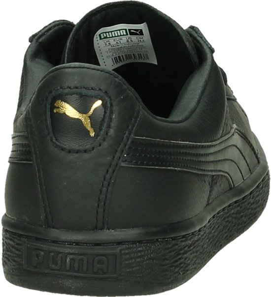 Classic Puma Sneakers 44 Maat Zwart Men Basket Heren ttSwxBqv