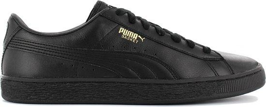 Sneakers Men Puma Classic Basket Zwart 44 Heren Maat 5HnaWqz