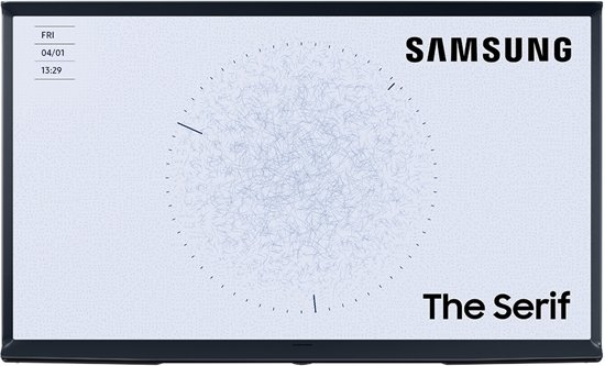 Samsung QE49LS01R The Serif Blauw - QLED