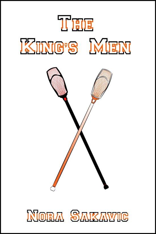 Boek cover The Kings Men van Nora Sakavic (Onbekend)