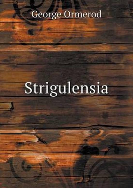 Strigulensia