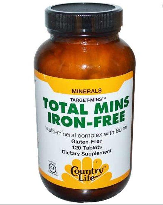 mineralen supplement