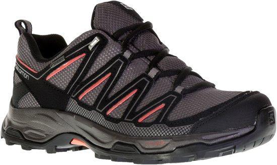 Salomon - Chercher Du Bois Utilisé Gtx Chaussures De Randonnée - Femmes - Chaussures - Noir - 38 2/3 HxSs0QXsBh