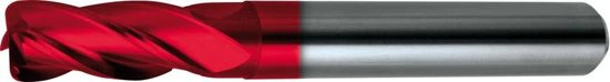 Torusfrees 6527 L, HA Z4 VHM FIRE 16,0/1,5mm Gühring