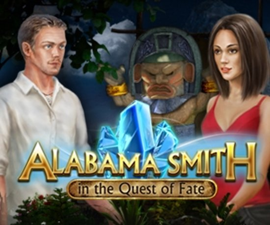 Alabama Smith in the Quest of Fate - Windows