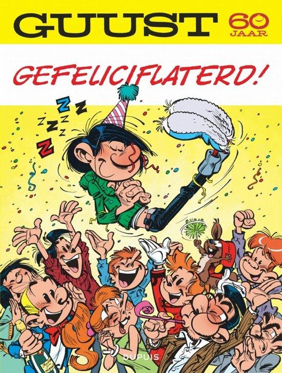 Boek cover Guust 60 jaar van Merho (Paperback)