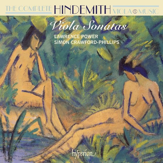 Hindemith: The Complete Viola Music, Vol. 1 - Viol