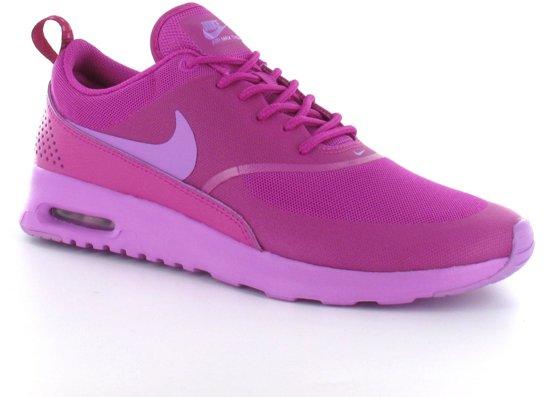 0c958b4ab4f bol.com | Nike Air Max Thea Sneakers Vrouwen - paars - Maat 36.5
